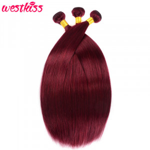 Brazilian Straight Hair 3PCS