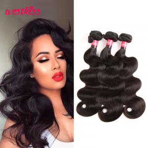 Peruvian Body Wave Hair 3 Bundles