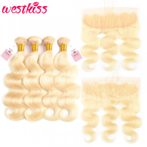 613 Body Wave 4 Bundles