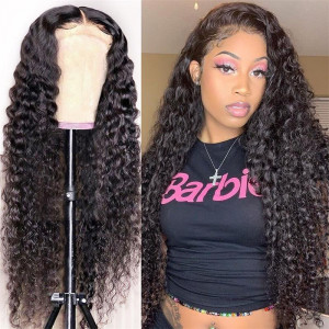 Deep Curly Wigs