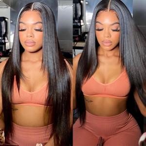 layered wig