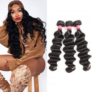 Loose Deep Wave 3 PCS