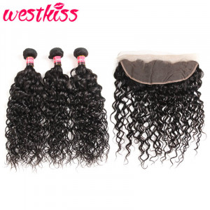 water wave hair bundles
