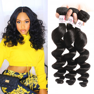 Loose Wave Weave 3 Bundles