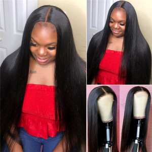 Straight 5*5 Closure Wigs