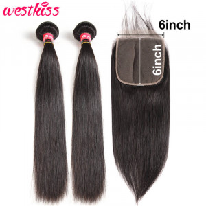 Brazilian Hair Straight Virgin Hair