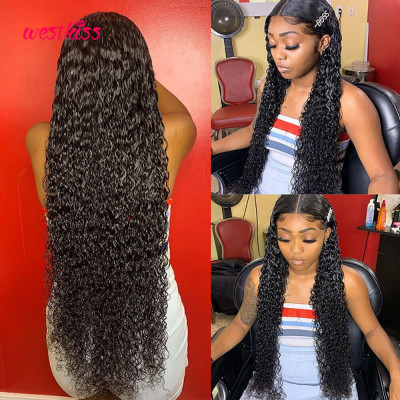 Long Wigs Curly Hair Wigs 16-36 Inches Quality Curly Lace Front Wigs With Baby Hair For Women