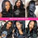 Body Wave Lace Wigs