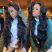 Long Lace Front Wigs