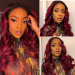99J Body Wave Colored Wigs
