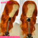 Ginger Body Wigs