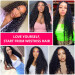 6*6 Lace Front Wigs