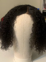I love to hair. Made a wig out of it