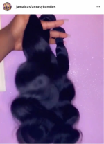This hair is Amazing! I think I just ...