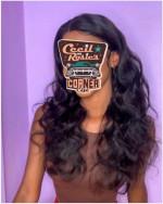 I LOVE THIS HAIR!! The hair didn't sh...