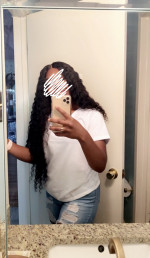 Soft Hair. True to length. Little she...
