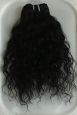 Hair is tru to size very beautiful an...