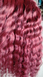 Wow this hair is very beautiful, I no...