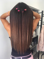 this hair is the bomb , can't wait t...