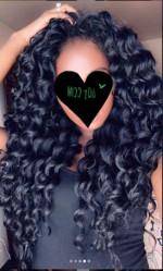 very nice hair.. so soft and lush. no...