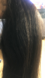 Very satisfied, beautiful hair, and c...