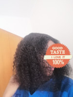 Beautiful human hair.  Its soft to to...