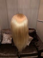 Hairs beautiful and shiny , I loved t...