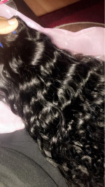 I received the hair is three days it ...