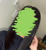 Really soft hair! really silky and so...