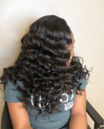 I love the hair ! It is very soft and...