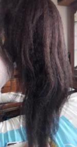 BEAUTIFUL!!!!!!! Hair 100% natural!!!...