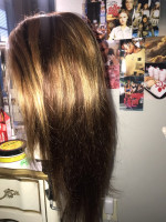 This hair is Great! It's exactly as a...