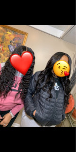Love the hair curls really good and l...