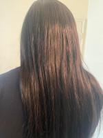 I love this hair. I made the bundles ...
