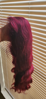 I love this hair. I washed it and the...
