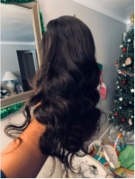 Love this hair! I ordered the 24 inch...