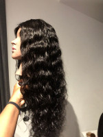 The Hair is nice and soft. The curl p...