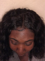 Love the hair no shedding closure is ...