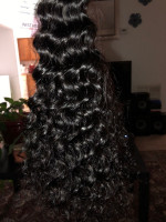 i was very pleased with my deep wave ...