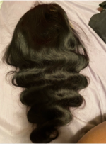 I love this hair. It's so soft and it...