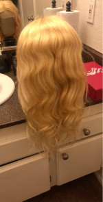 This wig is amazing! Its super soft a...