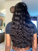 .Hair is nice & soft with a great tex...