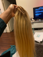 Great hair, very soft & true to lengt...