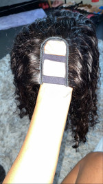 hair is extremely soft and bouncy. Th...