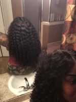 This hair exceeded my expectations es...
