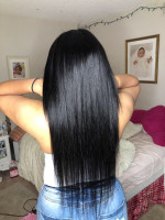I love the hair! It's very soft and d...