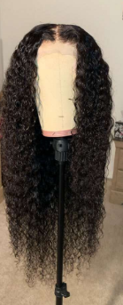 Very satisfied with my order the hair...