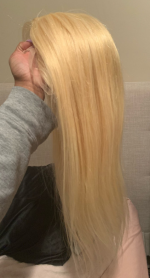Hair came very fast. No smell, very s...