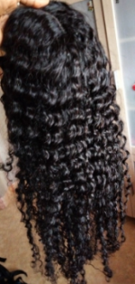 The hair is absolutely Gorgeous!! You...