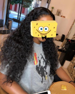 Im inlove with this hair. Minimum she...